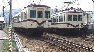 京福電鉄越前本線 永平寺口 251形 2101形