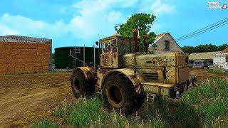 Стрим *Farming Simulator 17* Карта Село Ягодное)))) № 4