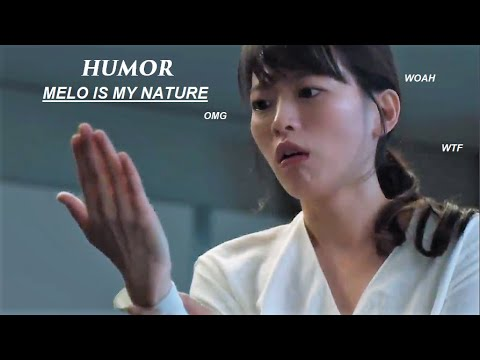   HUMOR   Be Melodramatic ✘ Crackvid {Funny Moments KDRAMA Melo Is My Nature}