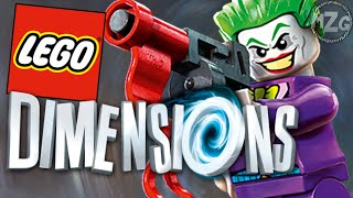 The Joker!? - Lego Dimensions Ps4 - Episode 7 Let's Play Playthrough