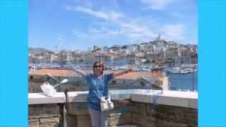 Большое путешествие по маленькой Европе(Экскурсионный тур в июле 2014 г.: Барселона, Коста Браво, Ницца, Канны, Марсель, Сан-Ремо, Монако, Фигерос, Жирона., 2014-07-30T18:52:07.000Z)