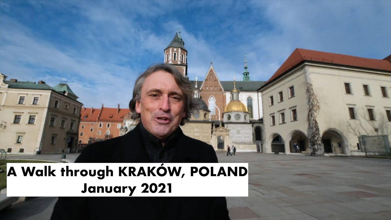 A Walk Through Kraków, The Royal Route & Jan Matejko.