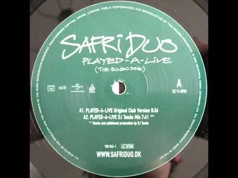 Safri Duo  Played A  Original Club Mix