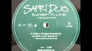 Safri Duo - Played A Live [Original Club Mix]