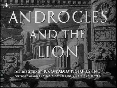 Androcles y el león | Chester Erskine | 1952