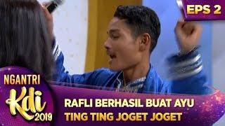 Download lagu GOKIL Rafli Berhasil Buat Ayu Ting Ting Joget Joget Ngantri KDI 2019