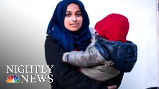 Alabama Mother Who Joined ISIS Pleads To Return Home | NBC Nightly News