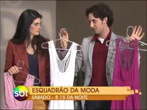 Chamada Esquadrão da Moda (04/08/2012) -...