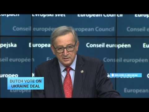 Dutch Vote on Ukraine Deal: EU association agreement with Ukraine could spark crisis in Europe