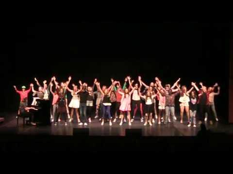 Auditions - High School Musical Jr.
