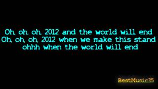 Mike Candys feat. Evelyn & Patrick Miller - 2012 (If The World Would End) [Official Lyrics]