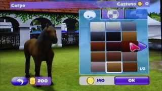 Pony friends 2 Wii -#1- Creazione del nuovo cavallo + EXTRA [Gameplay ITA]