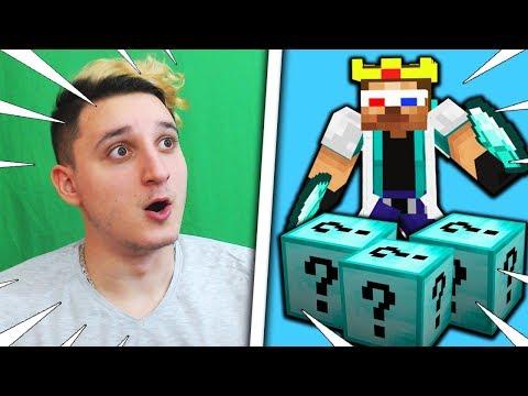 DIAMOND LUCKY BLOCKS ! | LUCKY BLOCK