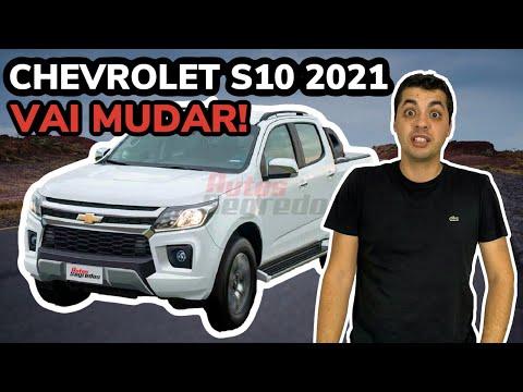 Nova Chevrolet S10 2021 Mudara Em Breve Falando De Carro Youtube
