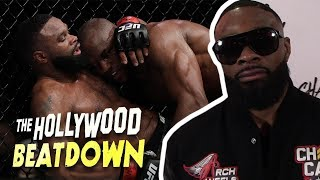Tyron Woodley On What Happened at UFC 235 | The Hollywood Beatdown