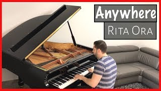 Rita Ora - Anywhere | Naor Yadid Piano Cover