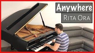 Rita Ora - Anywhere | Naor Yadid Piano Cover