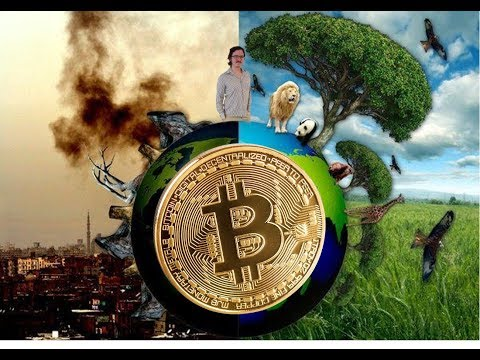 Bitcoin Mining - Big Corporations and The Environment