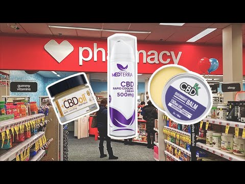 CBD at your local pharmacy