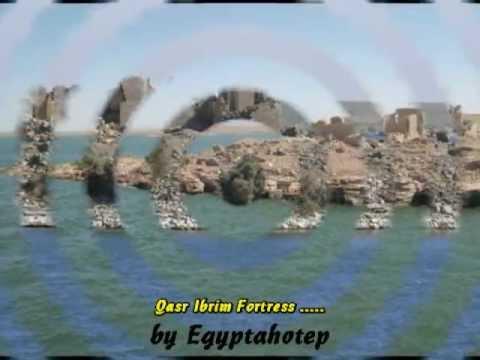 EGYPT 290 - QASR IBRIM FORTRESS - (by Egyptahotep)