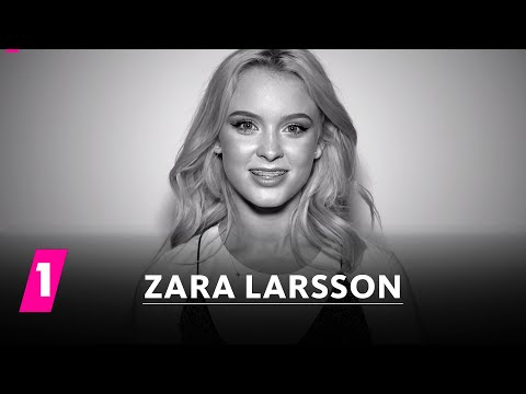 Zara Larsson Im 1LIVE Fragenhagel   1LIVE (mit Untertiteln)