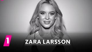 Zara Larsson im 1LIVE Fragenhagel | 1LIVE (mit Untertiteln)