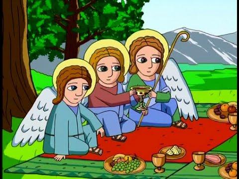 Мультфильм с овечкой по библии