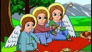 Истории Ветхого Завета - православные мультфильмы (все серии) (HD)(Смотрите другие интересные православные мультфильмы: