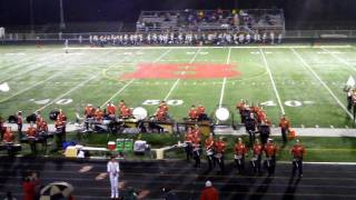 2009 BBHHS Marching Band - Let It Be & Hey Jude