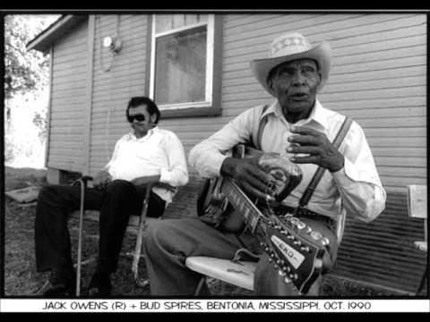 Jack Owens & Bud Spires- Cherry Ball Blues