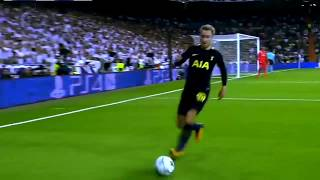 Christian Eriksen's nice move to get rid off Isco