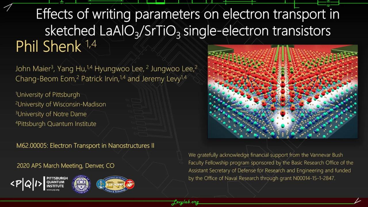 Single atom transistor seminar report