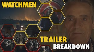 Watchmen HBO Trailer Breakdown |  Easter Eggs and Predictions