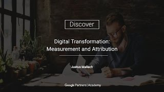 Google Partners 'Discover' - Measurement and Attribution (27.04.2017)