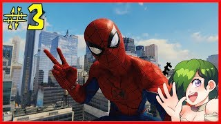 Vince Plays - Marvel's Spider-Man (Part 3)