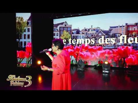 DALIDA - LE TEMPS DES FLEURS  (DANY) - KINTANA FAHINY 2019, DEMI FINALE