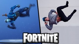 Fortnite In Real Life (Flippin Sexy Emote, Parkour)
