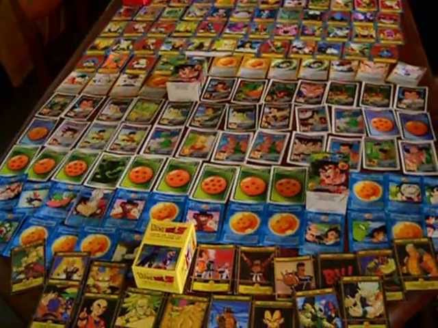 Cartas Dragon Ball Z Videos De Viajes