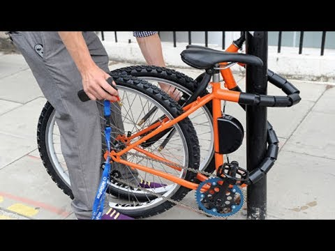 THE MOST UNUSUAL BICYCLES YOU HAVE NEVER SEEN BEFORE