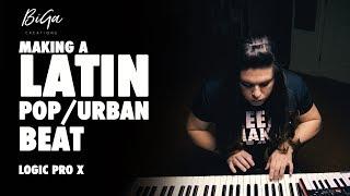Baixar Making a Latino Pop/Urban Beat - [Logic Pro X]