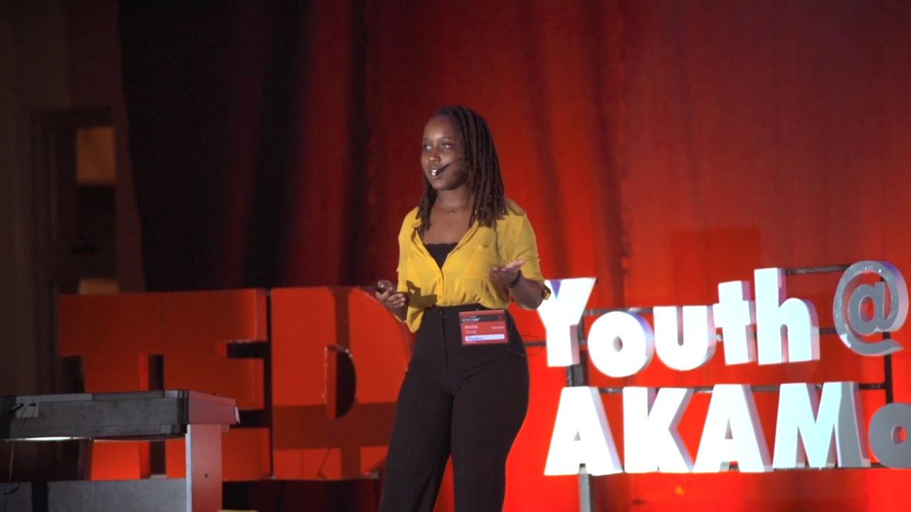 A Backpacker Mentality | Aroha Oyugi | TEDxYouth@AKAMombasa