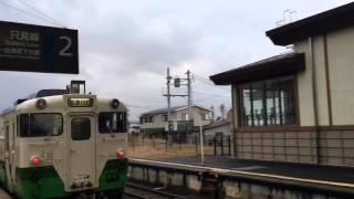 『AT-700形・快速AIZUマウントエクスプレス』2015/12/19(会津鉄道)