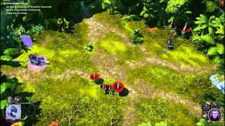 Might & Magic Heroes VI: Shades of Darkness Commentated Walkthrough Part 2