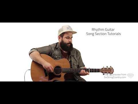 Hotel Key Guitar Lesson - Old Dominion