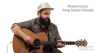 Hotel Key Guitar Lesson - Old Dominion Video