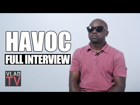 Havoc on Forming Mobb Deep, Creating Classic Albums, Losing Prodigy (Full Interview)