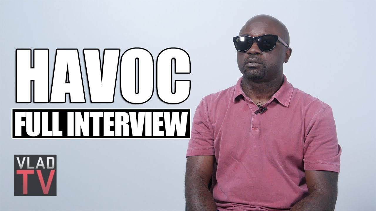 Havoc on Forming Mobb Deep, Creating Classic Albums, Losing Prodigy (Full  Interview) - YouTube