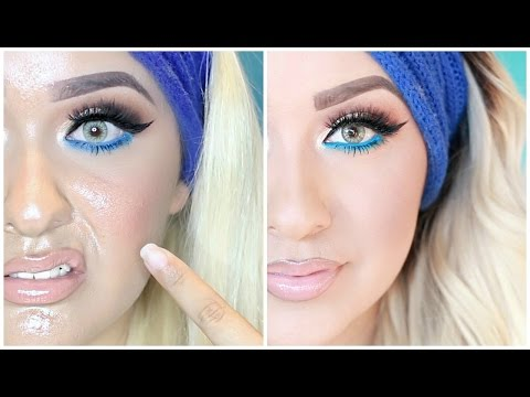 Does makeup ruin your face