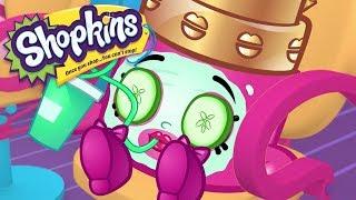 SHOPKINS Cartoon - MAKE OVER!   Cartoons For Children