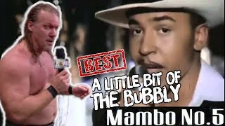 """The BEST """"A Little Bit Of The Bubbly"""" Mambo Number 5 Mashup on The Internet - Chris Jericho AEW"""